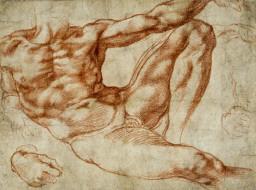 Michelangelo - disegno