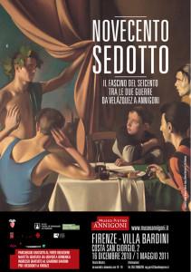 Mostra Novecento Sedotto - Firenze