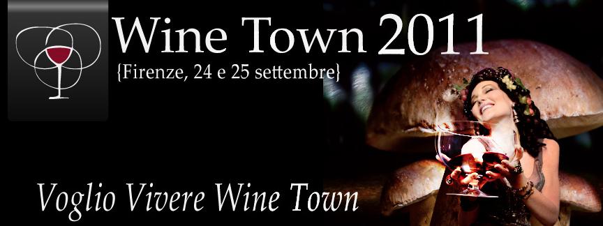 Wine Town 2011 Firenze