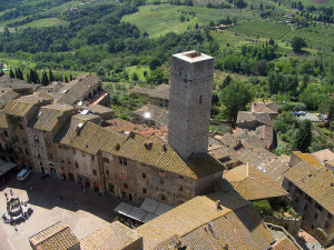 San Gimignano - Photo on Flickr by b00nj