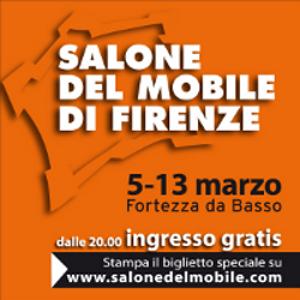 A firenze la xv edizione del salone del mobile eventi for Salone mobile firenze