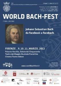 World Bach Fest 2012 a Firenze