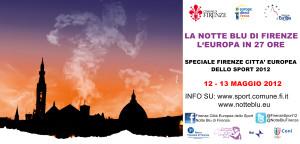 Notte Blu 2012 di Firenze