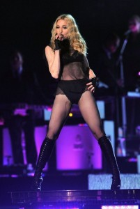 Madonna in concerto a Firenze