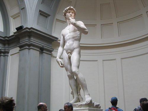 galleria accademia firenze david michelangelo