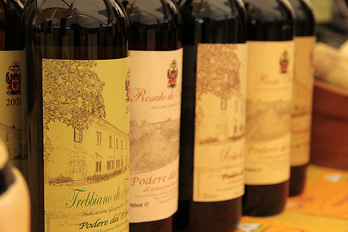 vini toscani degustazioni expo rurale winetown 2012 firenze