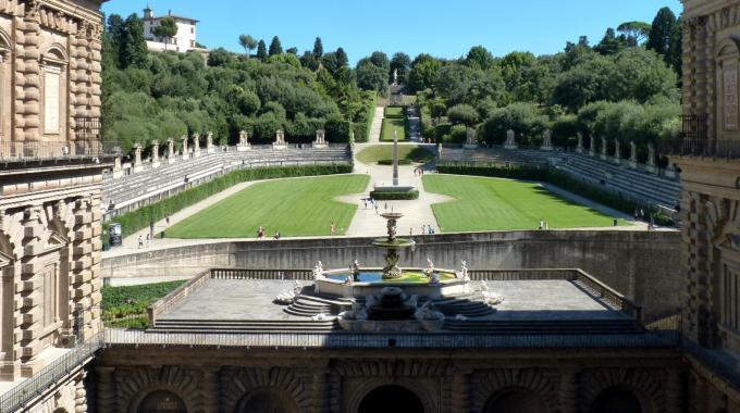 Firenze nelle immagini giardino di boboli eventi firenze concerti spettacoli festival - I giardini di boboli ...