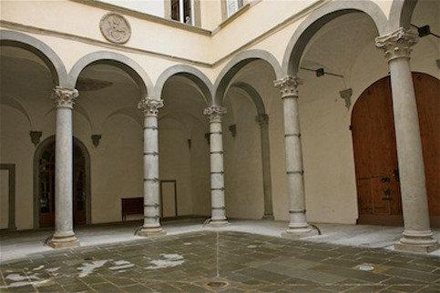 Cortili aperti un appuntamento con l arte nascosta eventi firenze concerti spettacoli - I giardini di palazzo rucellai a firenze ...