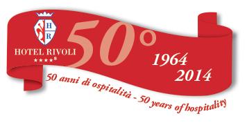 Rivoli 50 anni rosso