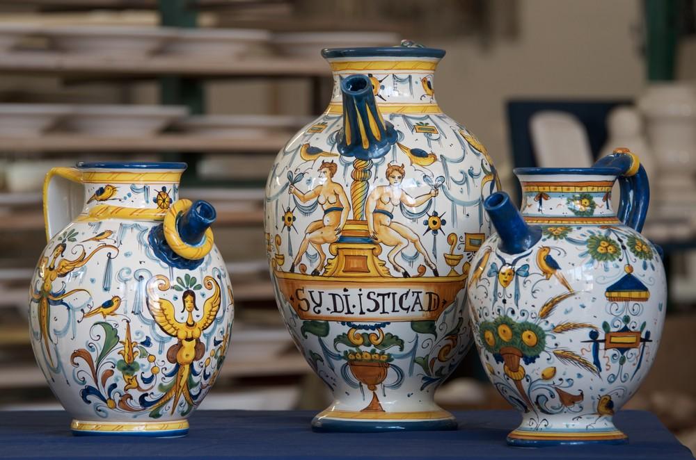 Produzione Ceramica In Italia.Montelupo Fiorentino La Tradizione Della Ceramica Toscana