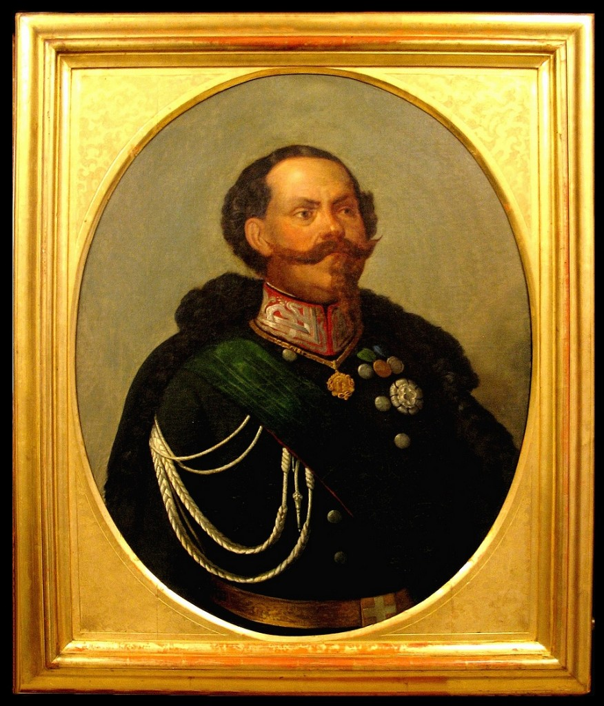 Soresina_Museo_Genala_Quadro_Vittorio_Emanuele_II