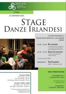 stage irlandese