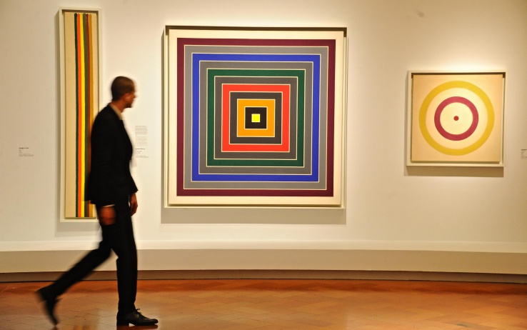 Florence: Guggenheim from Kandinsky to Pollock exhibition