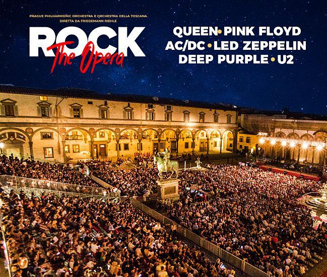 Rock the opera Firenze | Eventi Firenze - Concerti, Spettacoli ...